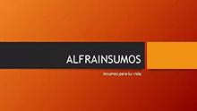 Alfra Insumos
